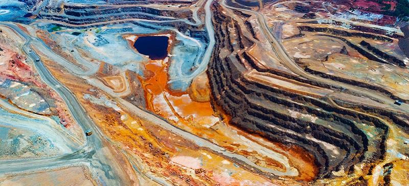 India Base Metal Mining